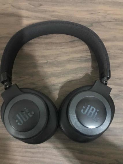 Fone Jbl E65bt Nc - Sem Fio Com Noise Cancelling