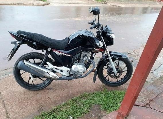 Honda Honda Cg Fan 160