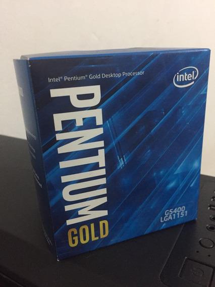 Pentium G5400 8° Geração