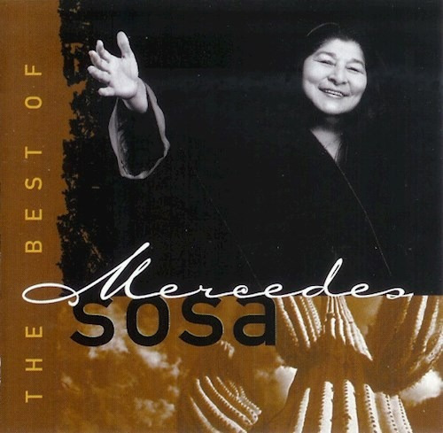 Best Of - Sosa Mercedes (cd)