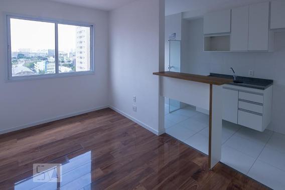 Apartamento No 11º Andar Com 1 Dormitório - Id: 892984813 - 284813