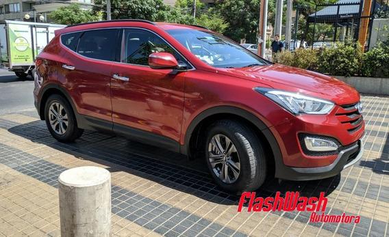 Hyundai Santa Fe Gls 2.2 At 2014