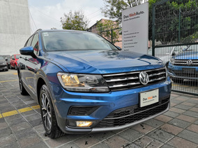 Agencia Vende Vw Tiguan 1.4 Comfortline Plus At 2018