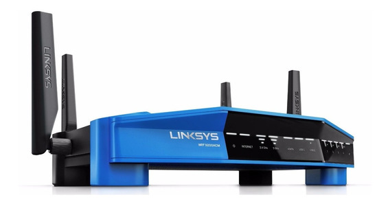 Router Wifi Linksys Ac3200 Mu-mimo Ultra Smart Rompemuros