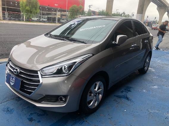 Hyundai Hb20s Premium 1.6. Flex Automático