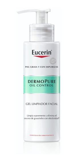 Eucerin Dermopure Gel Limpiador Anti Acne X 200ml