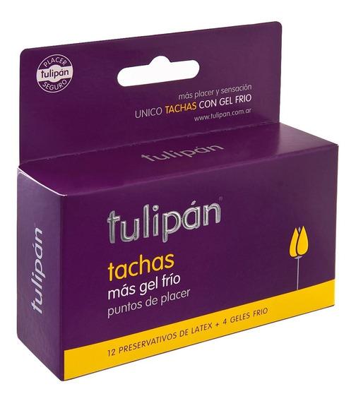 Tulipán - Tachas X 12 Unidades