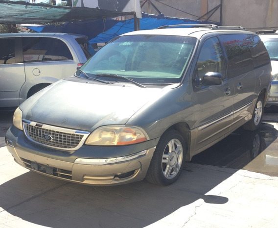Ford Windstar Limited 2001