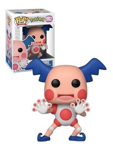 Boneco Funko Pop Games Pokémon  Mr. Mime - #582