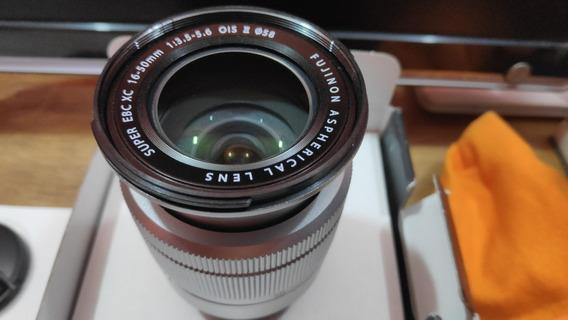 Lente Fujifilm 16-50mm Perfeita