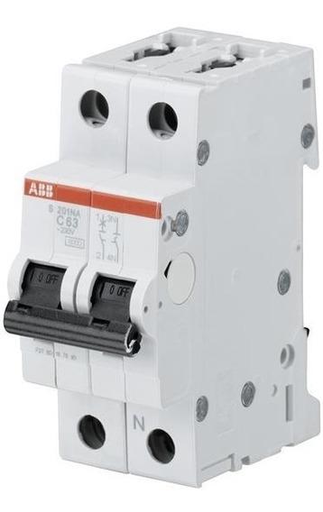 Abb 2cds251103r0164 Mini Interruptor 1p+na S201-c16na 16 Amp