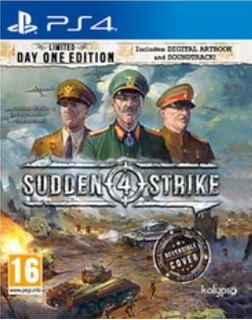 Ps4 Sudden Strike 4 Day One Edition (uk