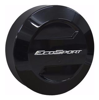 Cubre Rueda Bepo P/ Ecosport Kinetic Blanco Negro Gris Rojo