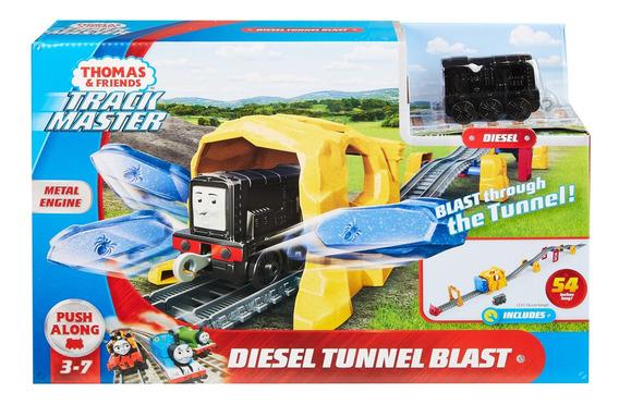 Thomas & Friends Pista Tunel Explosivo