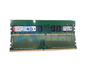 Memória 8gb Kingston Ksm24es8 Ddr4-2400 Ecc Udimm T130 T330