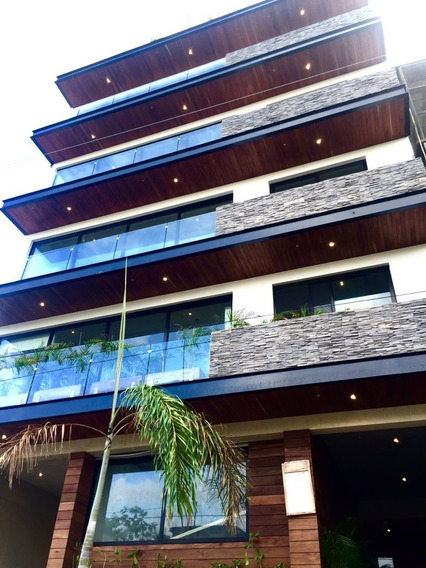 Moderno Apartamento 2 Recamaras Con Vista Al Mar