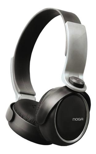 Auriculares gamer Noga NG-904 negro