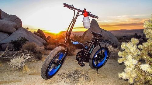Imagen 1 de 2 de New Electric Bike Emojo Lynx 48v