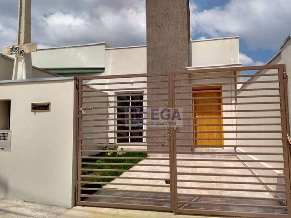 Casa Residencial À Venda, Parque Jambeiro, Campinas. - Ca0563