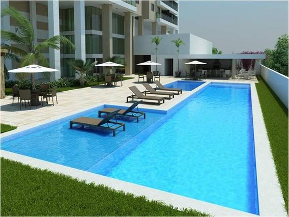 Apartamento Em Joaquim Távora, Fortaleza/ce De 70m² 3 Quartos À Venda Por R$ 520.000,00 - Ap333131