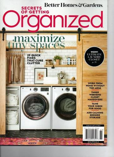 Revista Segredos Para Maximizar Pequenos Espaços