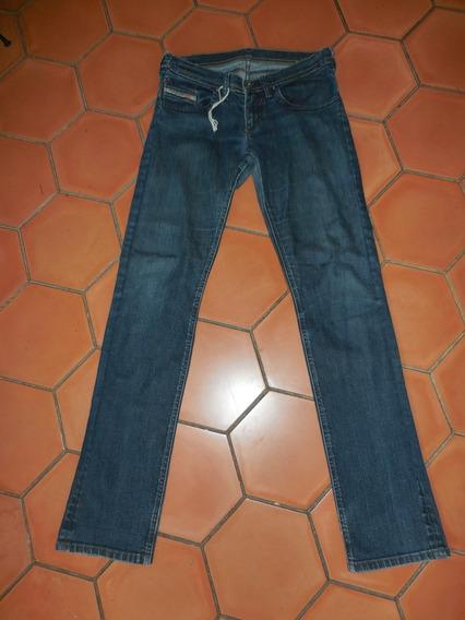Pantalon Bluejean Marca Diesel Para Damas Talla 10