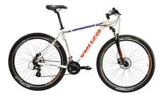 Bicicleta Venzo Skyline Rodado 29 21 Cambios Disco Cuota S/i