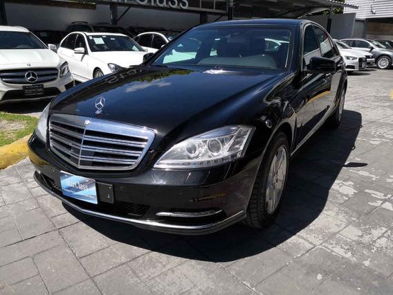 Mercedes-benz Clase S 2013 4p S 600 L Guard Aut