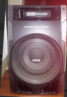 Sub Woofer Philips De 8 .raspa Un Poco