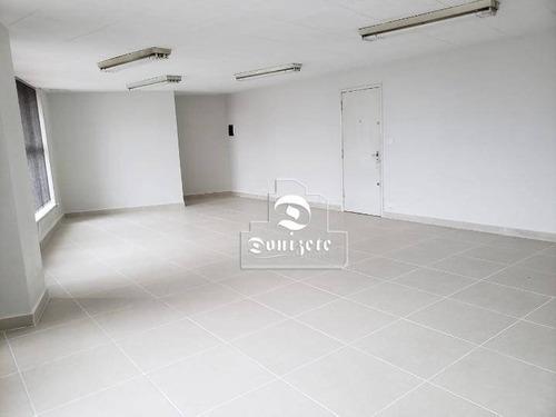 Sala À Venda, 56 M² Por R$ 250.000,00 - Centro - Santo André/sp - Sa0638
