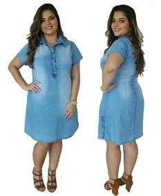 Roupas Femininas Vestido Plus Size Super Barato Promoção 019