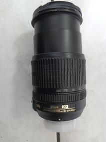 Objetiva Nikon 18-105mm