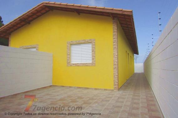 Ch59 Casa Nova 2 Quartos Sala Cozinha Financia