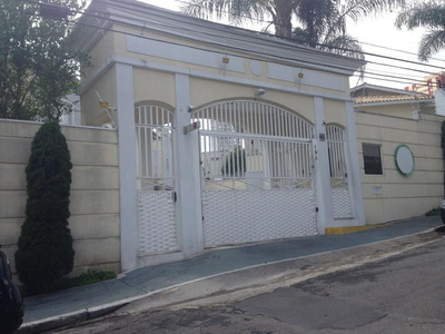 Sobrado Residencial À Venda, Vila Scarpelli, Santo André. - So19600