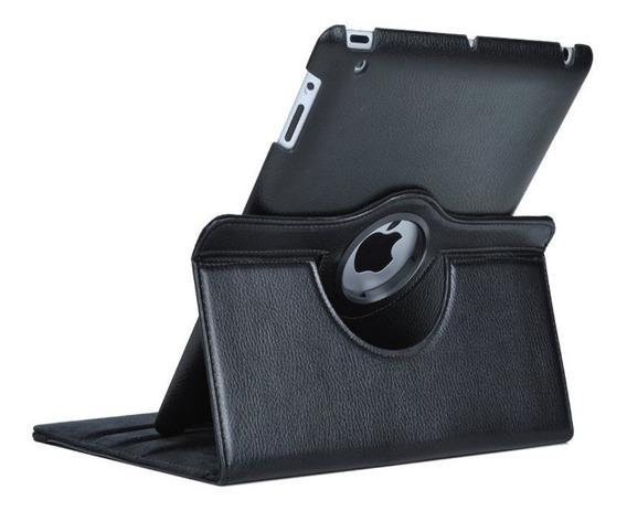 Capa Case 360 iPad 2 3 E iPad 4 + Pelicula Vidro + Caneta