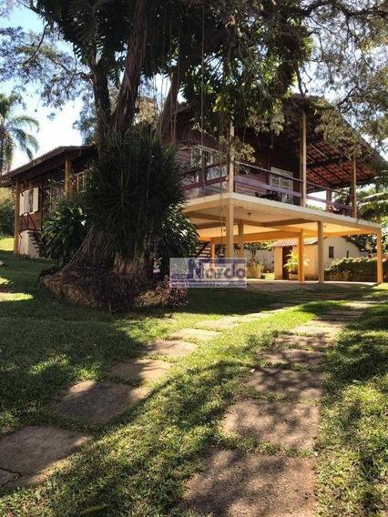 Chácara À Venda Em Bragança Paulista, Curitibanos - Ch0031