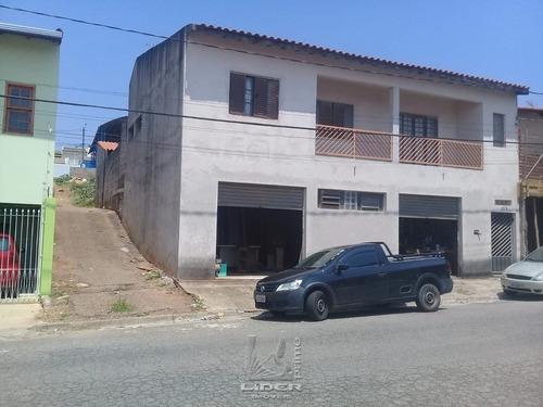 Sobrado Com Ponto Comercial Bragança Paulista - Ca0584-1