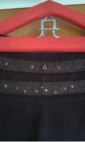 fe66e4199 Pollera Corderoy Acampanada