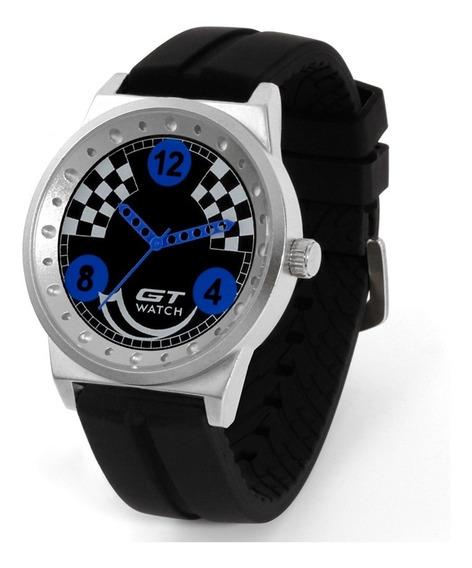 Gt 001 Homens Esporte Moda Silica Gel Strap Corrida Estilo C