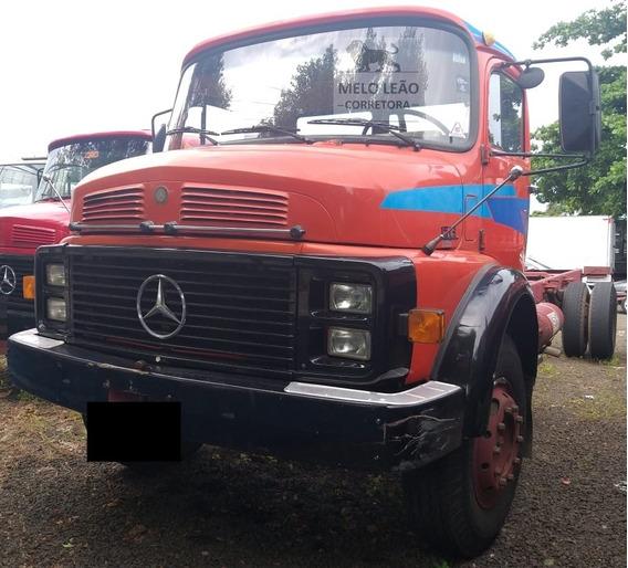 Mb L 1313 - 79/79 - Toco, No Chassi, Direção Hidráulica