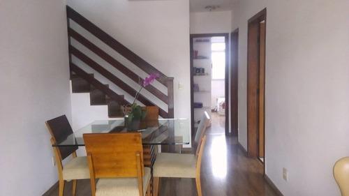Cobertura Com 3 Quartos Para Comprar No Nova Granada Em Belo Horizonte/mg - 2960