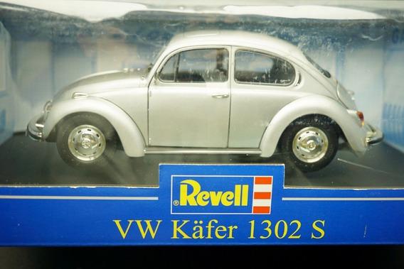Fusca Volkswagen 1302 S Besouro 1:18 Revell Ñ Minichamps Cmc