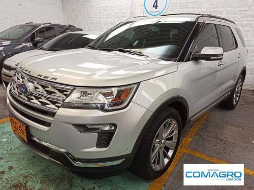 Ford Explorer Limited 2.3 4x4 Aut2018   Foo456