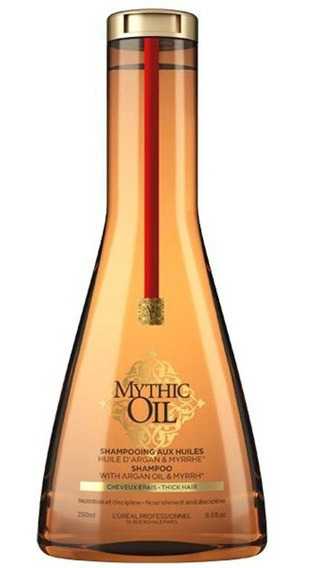 Loreal Shampoo Mythic Oil Thick Shampoo Para El Cabello Fino