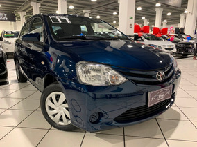 Toyota Etios 2017 1.3 16v X Aut 5p