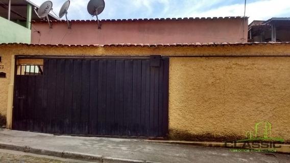 Casa Com 3 Quartos Para Comprar No Granjas Primavera (justinópolis) Em Ribeirão Das Neves/mg - 2859