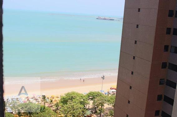 Apartamento Para Alugar, 66 M² Por R$ 4.400,00/mês - Meireles - Fortaleza/ce - Ap0478