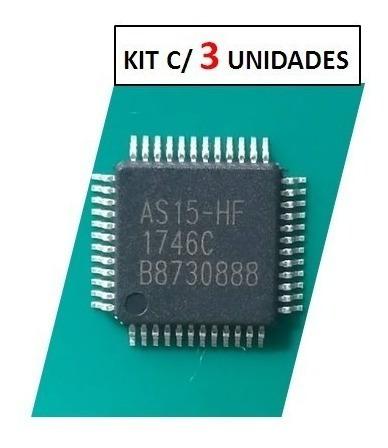 As15hf ( Kit C/ 3 Unidades) Circuito Integrado As15-hf As15