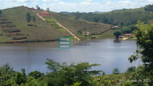 Edinaldo Santos - Náutico Remonta - Terrenos Junto A Represa Financiados - 576