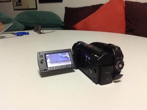 Vídeo Cámara Canon Hg20 Hd Con Full Accesorios